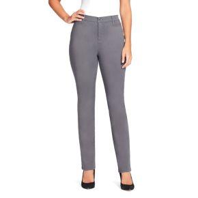 Women's Gloria Vanderbilt Amanda Modern Tapered Twill Pants