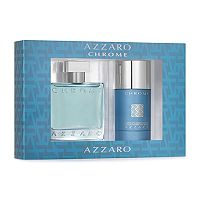 Azzaro Chrome Men's Cologne Gift Set