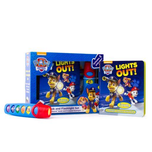Paw Patrol Flashlight Adventure Box Set