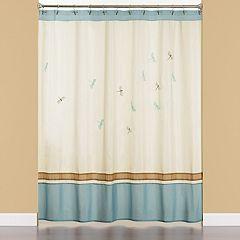 Saturday Knight, Ltd. Jocelyn Shower Curtain