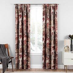 eclipse Blackout 1-Panel Chiswick Window Curtain