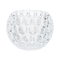 Mikasa Clear Circle Votive Holder