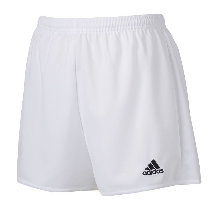 adidas Team Parma 16 Shorts - Womens - White/Black