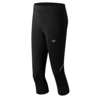 Women's New Balance Accelerate Capri Workout Leggings