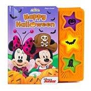 Disney's Mickey Mouse Clubhouse 'Happy Halloween' Sound Book