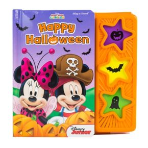 "Disney's Mickey Mouse Clubhouse ""Happy Halloween"" Sound Book"