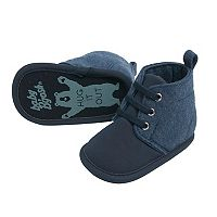 Baby Boy OshKosh B'gosh® Sneaker Bootie Crib Shoes