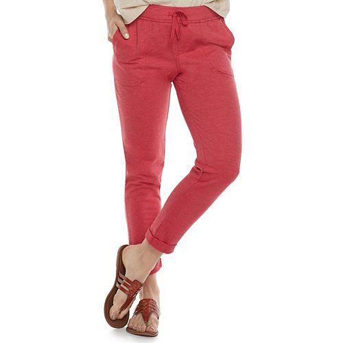 Women's SONOMA Goods for Life™ Midrise Jogger Pants