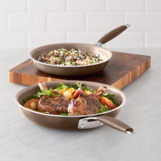 Food Network? Ceramic Skillet Twin Pack