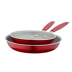 Food Network™ Ceramic Skillet Twin Pack