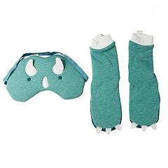 Boys 2-6 OshKosh B'gosh® Dinosaur Socks & Sleep Mask Set