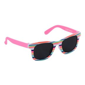Baby Girl Carter's Striped Sunglasses