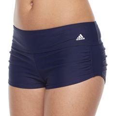 Women's adidas Shirred Boyshort Bottoms