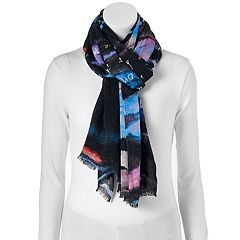 love this life Manifesto Oblong Scarf