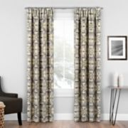 eclipse Blackout 1-Panel Islington Window Curtain