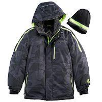 Boys 8-20 ZeroXposur Snowboard Jacket