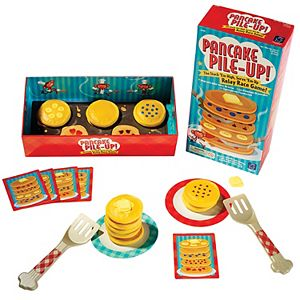 Educational Insights Pancake Pile-Up! Relay and Race Game