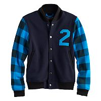 Boys 8-20 French Toast Varsity Jacket