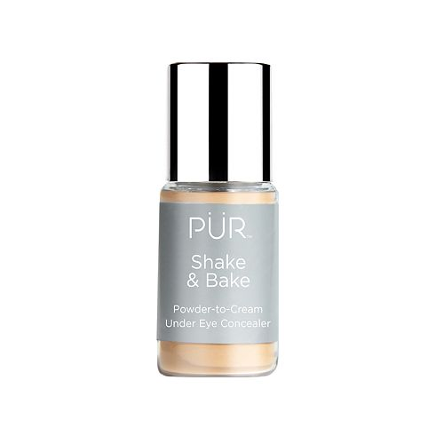 PUR Shake & Bake Powder to Cream Under Eye Concealer