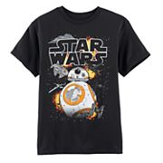 Boys 8-20 Star Wars BB-8 Tee