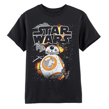 Boys 8-20 Star Wars BB-8 Tee