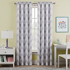 Kids Waverly Airwaves Blackout Window Curtain