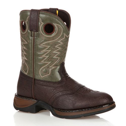 f9e76f97df7d Lil Durango Boys  8-in. Saddle Western Boots