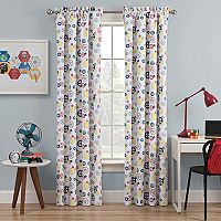 Kids Waverly Winde Me Up Blackout Window Curtain