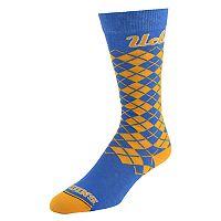 Men's Mojo UCLA Bruins Argyle Socks