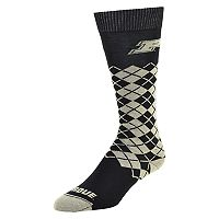 Men's Mojo Purdue Boilermakers Argyle Socks