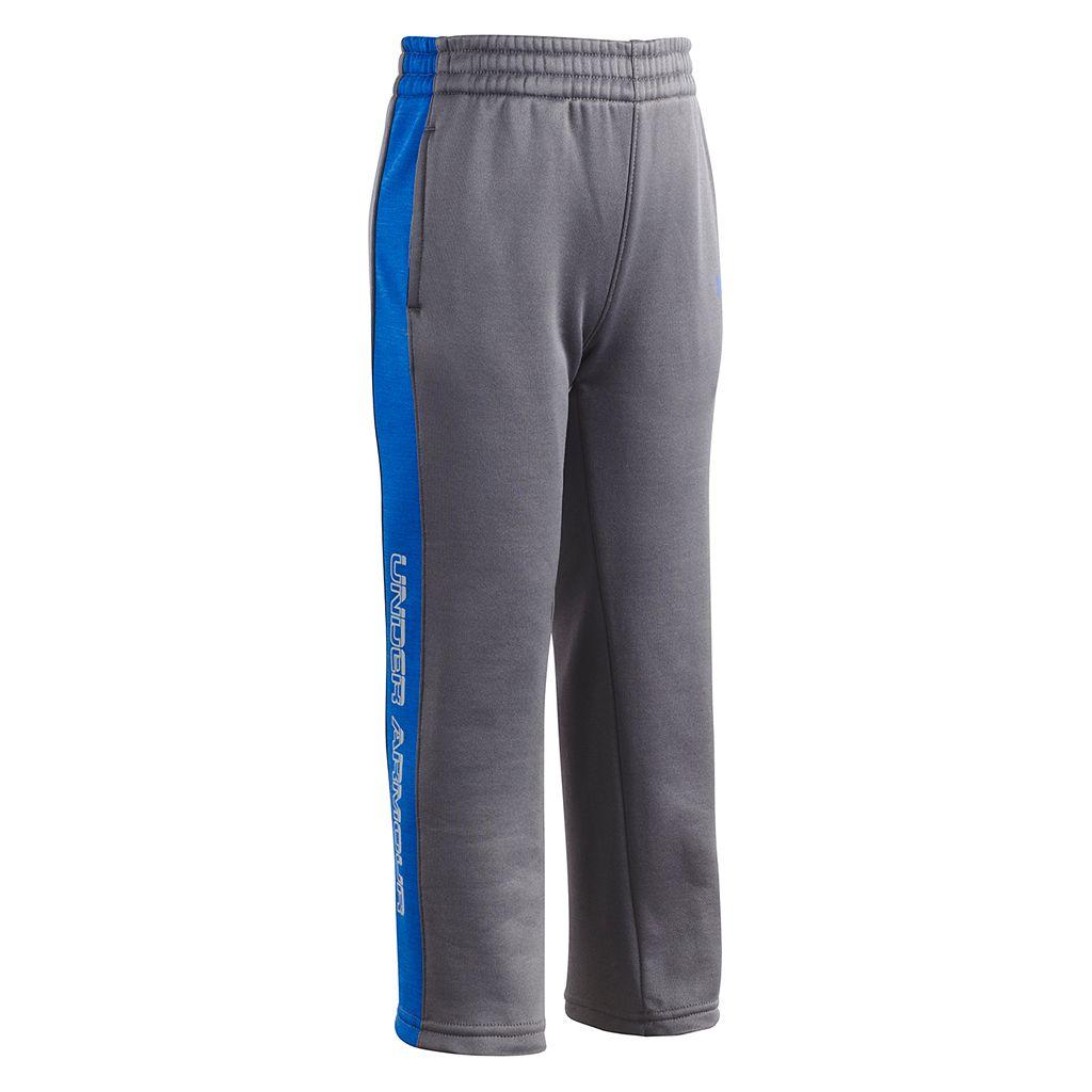 Boys 4-7 Under Armour Twist Logo Pants