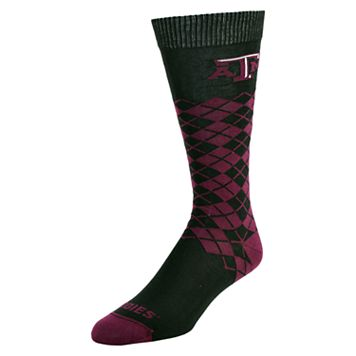Men's Mojo Texas A&M Aggies Argyle Socks