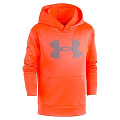 Boys 4-7 Under Armour Logo Pullover Hoodie