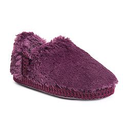 Women's MUK LUKS Joanna Moccasin Slippers