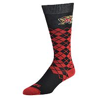 Men's Mojo Maryland Terrapins Argyle Socks