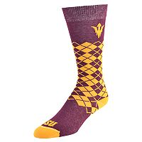 Women's Mojo Arizona State Sun Devils Argyle Socks