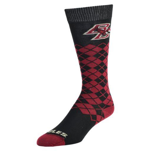Women's Mojo Boston College Eagles Argyle Socks