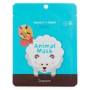 Berrisom Sheep Animal Vitamin C + Arbutin Face Mask