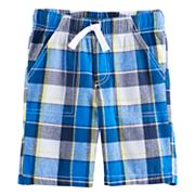 Boys 4-10 Jumping Beans® Patterned Shorts
