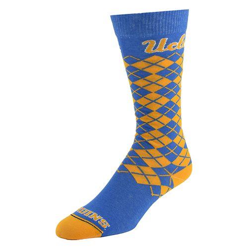 Women's Mojo UCLA Bruins Argyle Socks