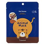 berrisom Tiger Animal Red Ginseng Face Mask