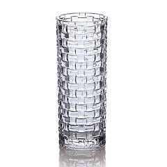 Mikasa Basketweave Vase