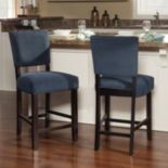 Powell Raya Bar Stool 2-piece Set