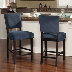 Powell Raya Bar Stool 2 pc Set