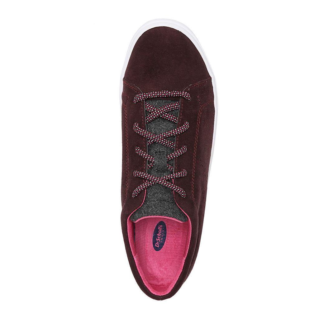 Dr. Scholl's Wander Lace Women's Platform Sneakers