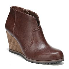 Dr. Scholl's Inform Women's Wedge Ankle Boots