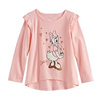 Disney's Daisy Duck Toddler Girl Ruffled Tunic by Jumping Beans®