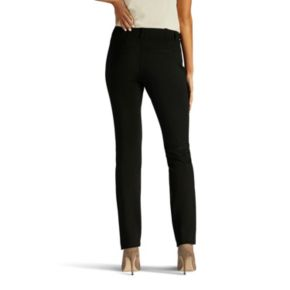 Petite Lee Motion Power Hours Ponte Dress Pants