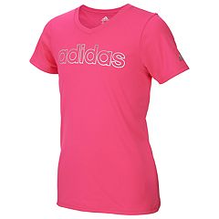 Girls 7-16 adidas Outline Graphic Tee