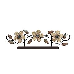 Stratton Home Decor Rustic Flower Table Decor